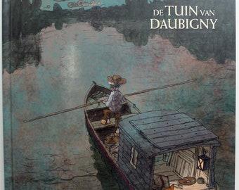 Comic album - Daubigny Garden