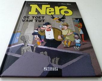"""Comic album - Nero """"Tut's Toet""""- Hardcover - Featuring ex-libris"""