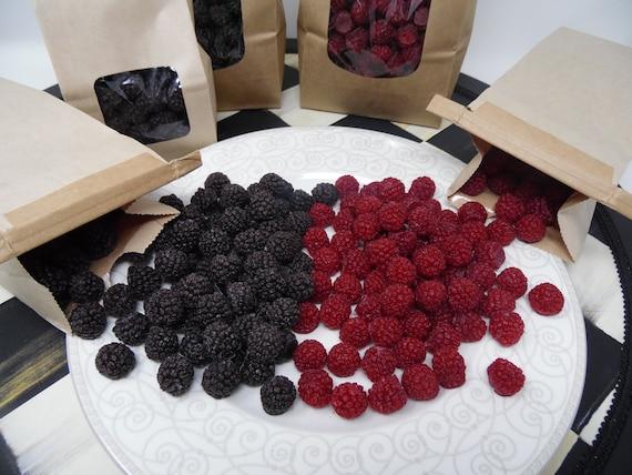 Boysenberries Wax Fake Food,scented Props Gel Embeds