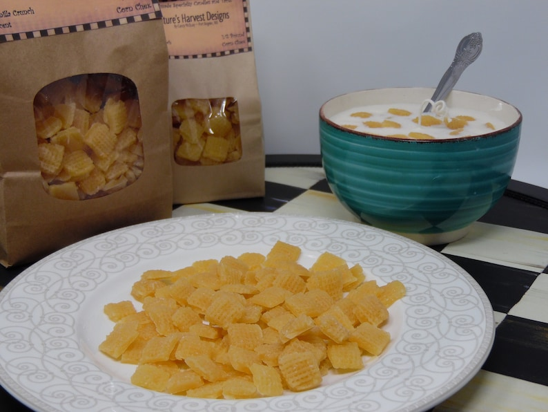12 pound corn chex cereal wax embeds for tarts melts candle making