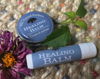 Healing Balm for dry, irritated skin and minor cuts & burns