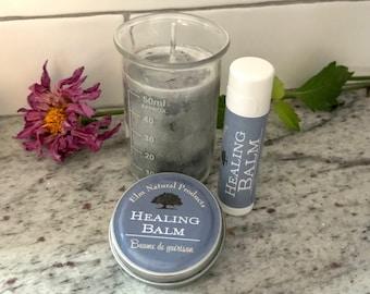 Healing Balm for dry, irritated skin and minor cuts & burns