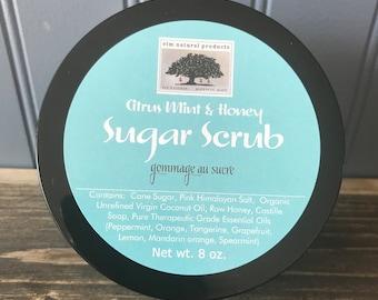 Sugar Scrub ~ Exfoliating and All Natural