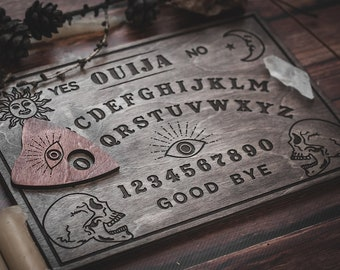 graphic relating to Printable Ouija Boards referred to as Ouija board Etsy