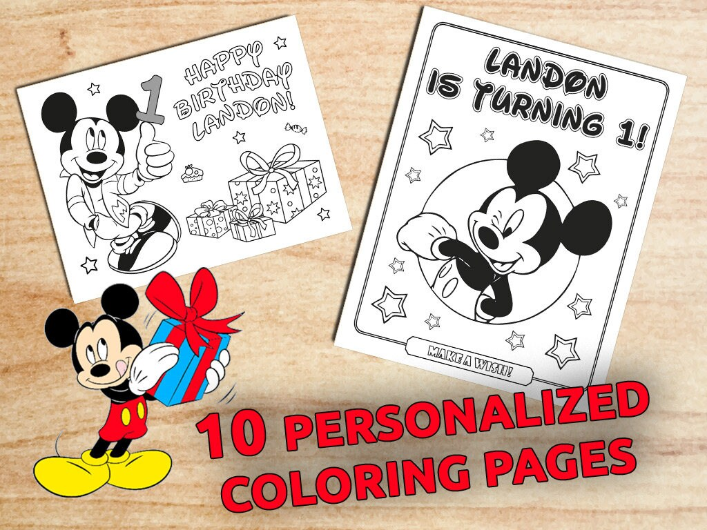 Sports coloring: Mickey Mouse Clubhouse Coloring Pages Pdf ... | 768x1024