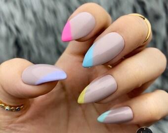 Press On Nails Etsy