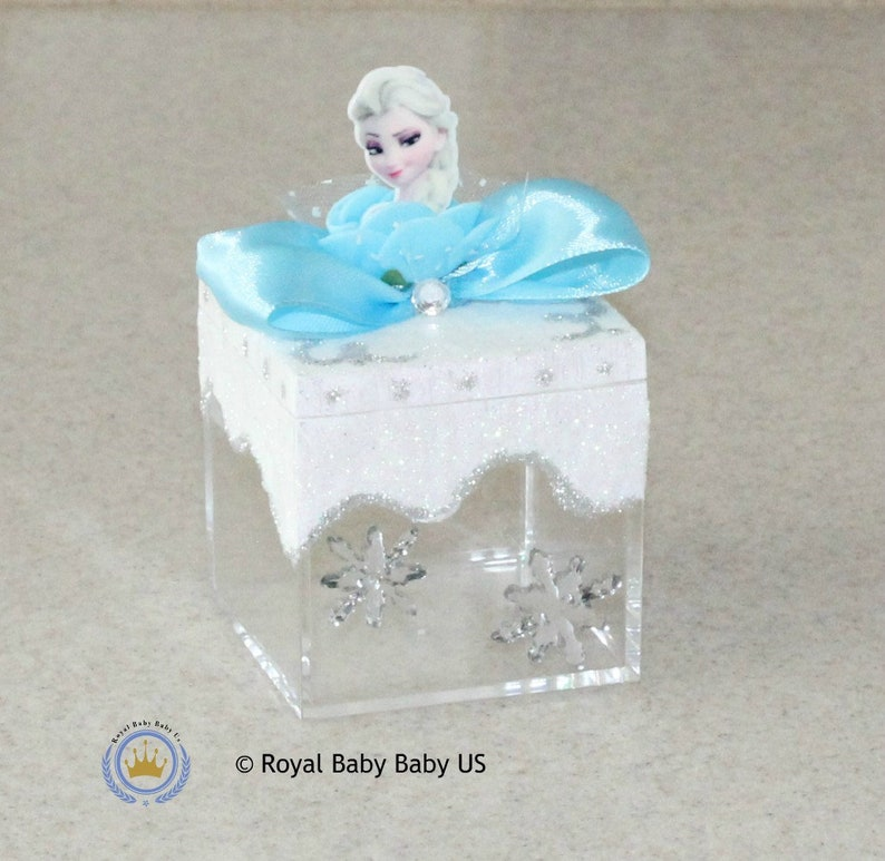 Birthday Party Favor Boxes Acrylic Box Kids