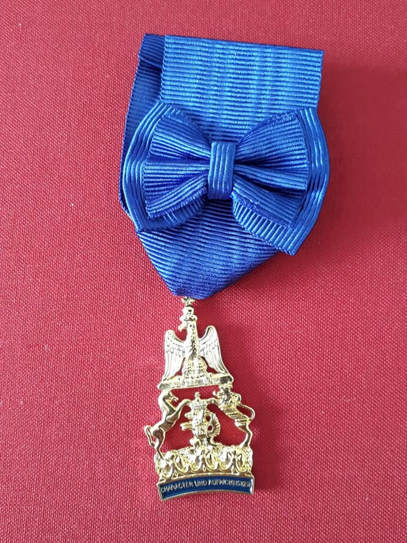 Reproduction of the Royal Order of the Crown of Wesphalia image 0