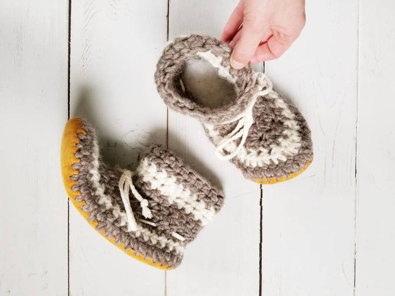 a6560c621c817 Mens slippers by EcoSoles- custom colors available, Crochet slippers, Wool  slippers, Leather sole slippers, Sheepskin lined slippers