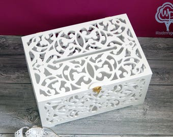 Wedding Baskets Boxes Etsy
