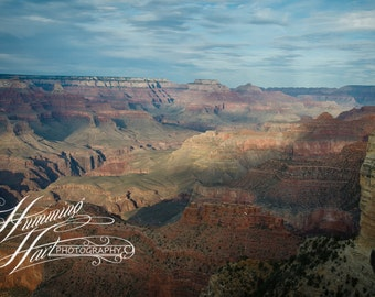 The Golden Hour, Grand Canyon Landscape, Landscape Photography, Digital Print, Western Art, Southwestern