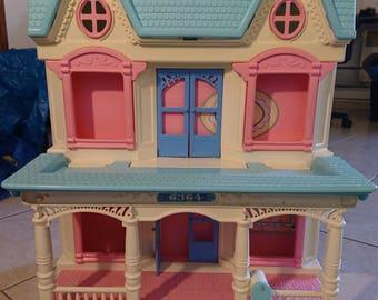 Fisher price loving family dollhouse 1993 dream
