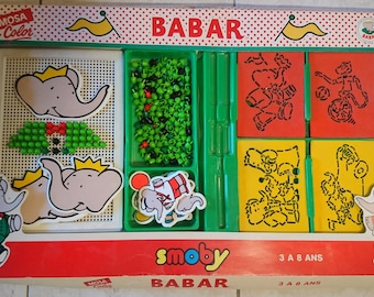 Mosa babar Smoby color