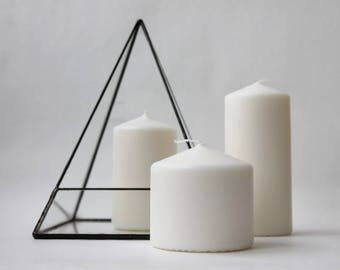Stained Glass terrarium Container. Stained Glass Planter. Geometric Terrarium. Succulent Planter. Terrarium Container. Glass Terrarium