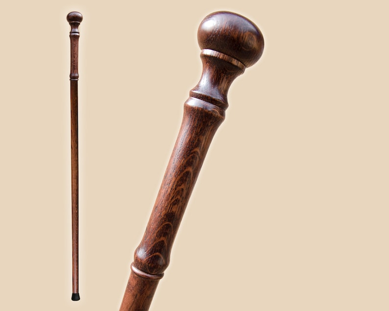 Handmade Fancy Men/'s Walking Cane Stick Predator Cool Wooden Canes for Men