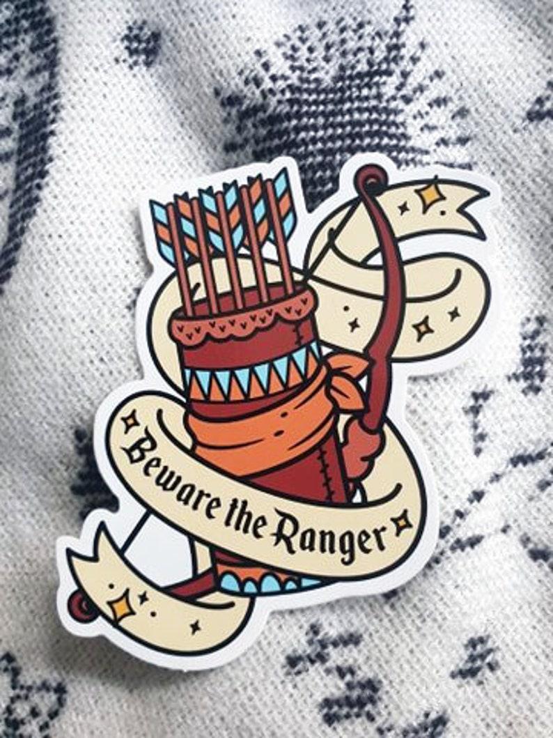 Ranger Class Enamel Pin!