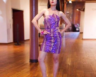 Zubera Fashion Forward Strapless Mini Dress