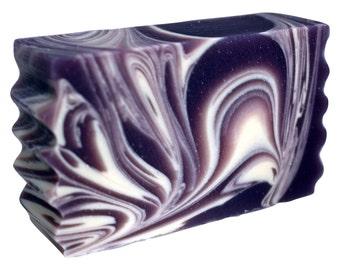 Goat Milk Soap - Montana Huckleberry - 5oz.