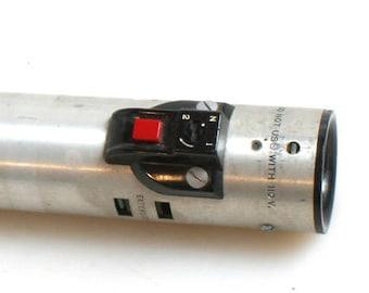Star Wars Lightsaber Style Handle//Graflex Flash Handle