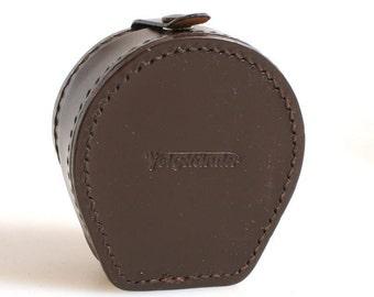 1950's Voigtlander Camera Accessory Case//Steampunk Costume DIY//Small Storage Case