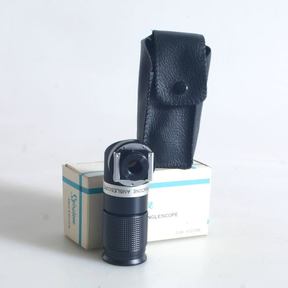 Spiratone Anglescope Right Angle Finder With Case And Etsy