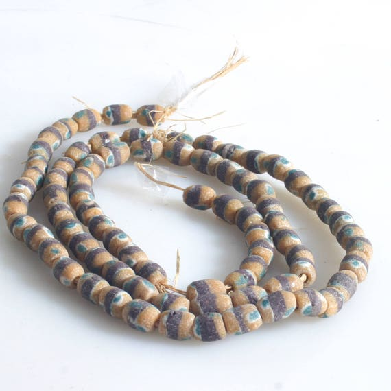 Native American Beaded Antique Necklace//Indian Ar