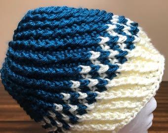 Women's Crocheted Beanie Hat, women's hat