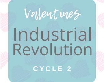 Industrial Revolution Valentines