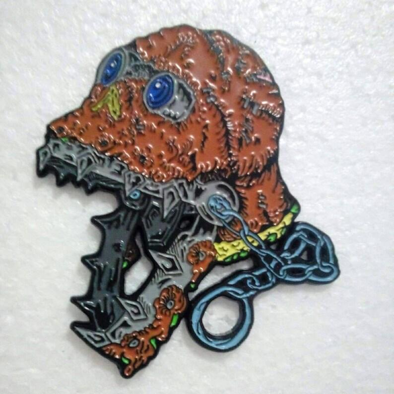 jawJacked Horror pin.