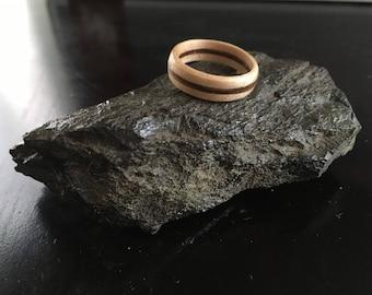 Single Inlay Ring