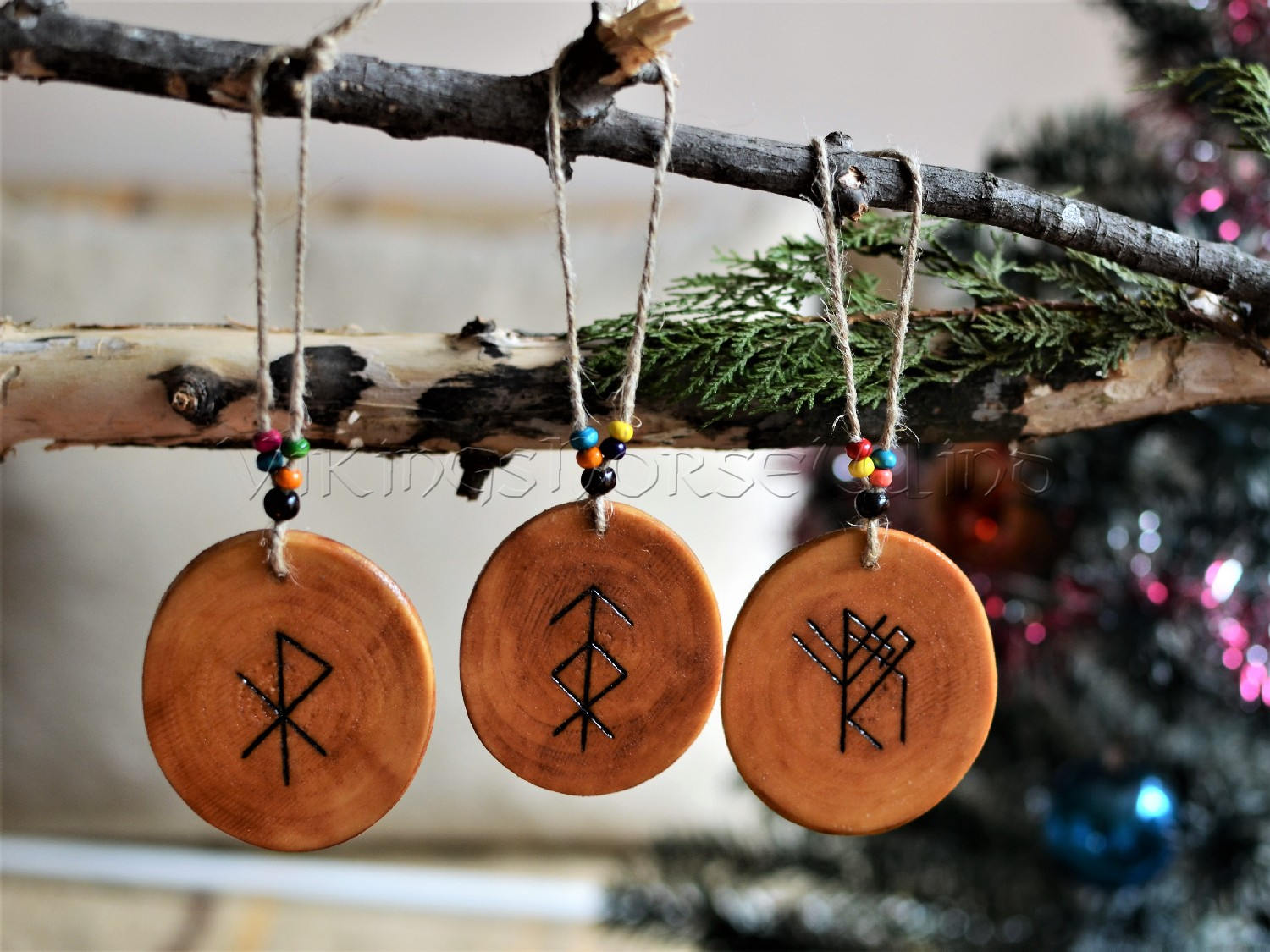 Norse Home Decor Yule Ornament Yule Decorations Protection Etsy