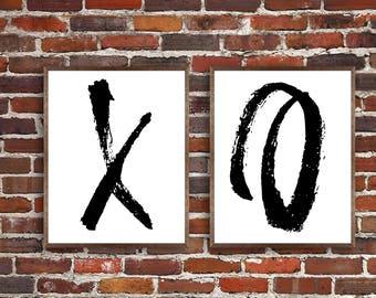 PRINTABLE: XO