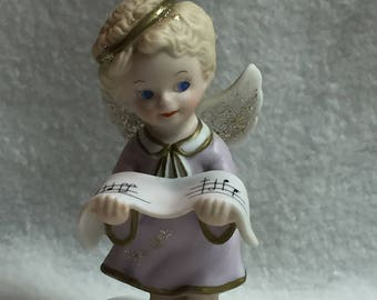 Tender Hearts Collection - 'Hymns of the Heavens' Angel (#026)