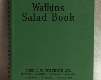 J.R. Watkins - 1946 Salad Book (#013)