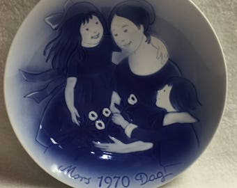 Desiree Denmark - Mother's Day Collector Plate (#066)