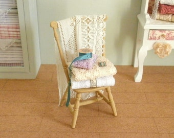 Miniature Sewing Room Chair