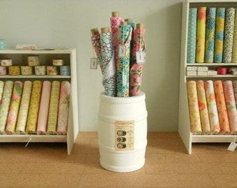 Fabric Haberdashery Shop Display