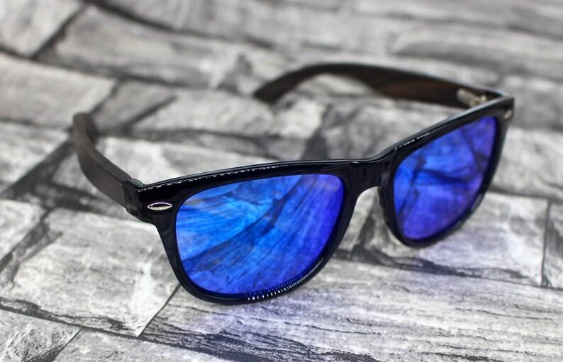 a216432838 Boyfriend Gift Personalized Sunglasses Personalized Wood