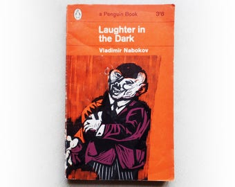 Vladimir Nabokov - Laughter in the Dark - Penguin vintage paperback book - 1963