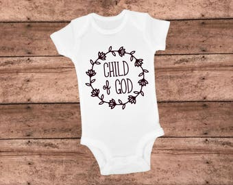 Child of God Children's Shirt