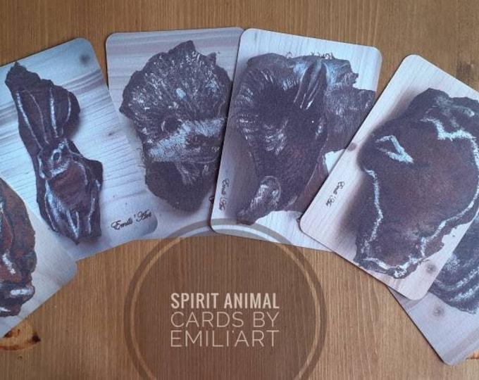 Spirit Animal Postcards