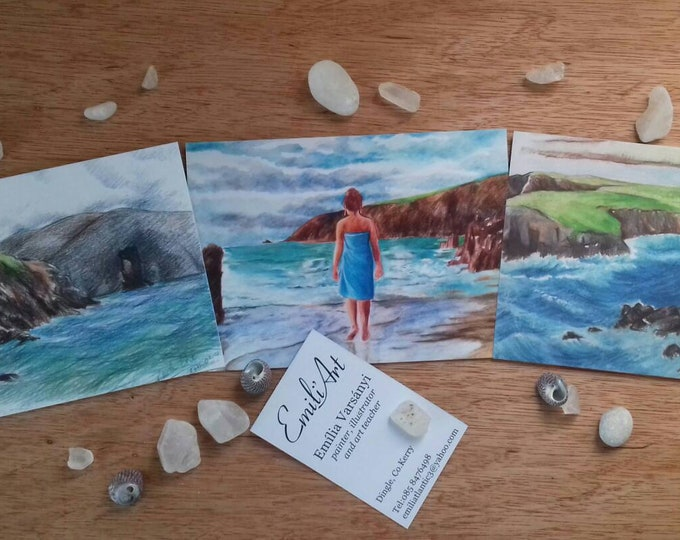 Postcards from the Dingle Peninsula