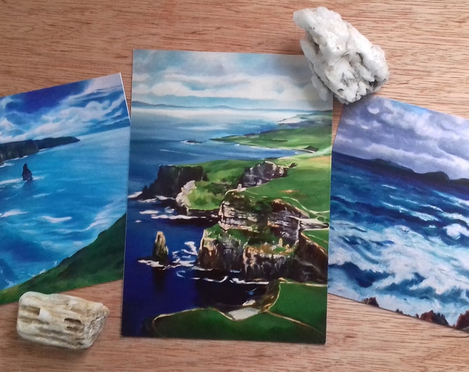 Wild Atlantic Way postcard set