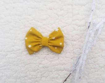 Pattern 2 star hair pin