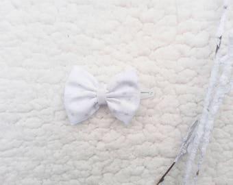 Pattern 3 star hair pin