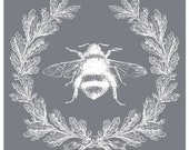 Queen Bee mesh stencil 12 by 12