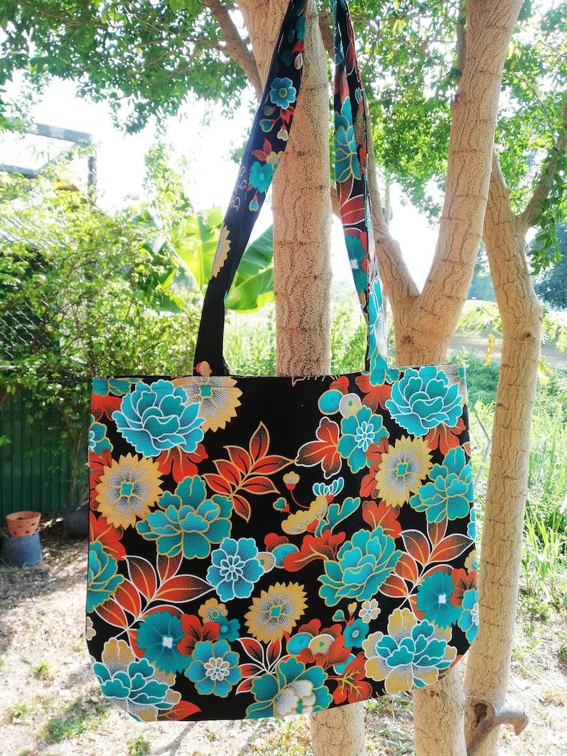 Fabric Tote bags Shopping bags,Grocery bag Reversible Tote Bag,Tote bag for women,Tote Bags Shoulder Tote bag Beach bags