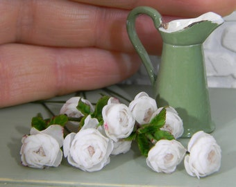 Dollhose Austin Roses, Scale 1:12
