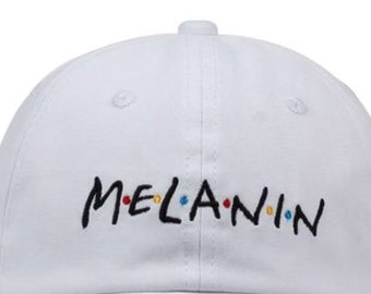 MELANIN Hat Friends TV Show Gift 93f3688bec57