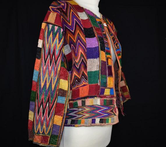 Vintage Banjara patchwork Jacket